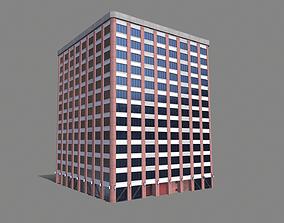 180 Howard Street Building San Francisco 3D model