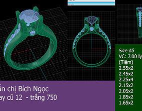 3D printable model Teen ring