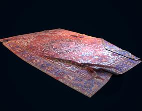 3D asset Antique Rug