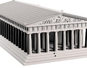 fbx Parthenon 3D model
