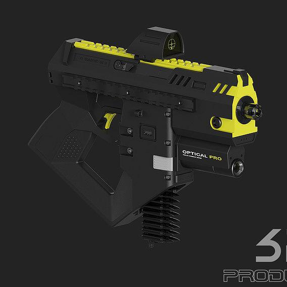 MACHINE GUN CONCEPT