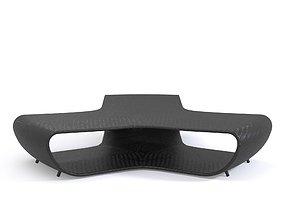 JANUS ET CIE Triple Bench 3D