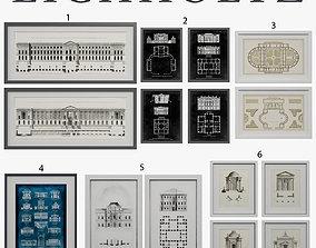 3D model Eichholtz Prints 06