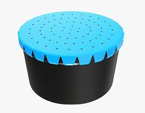 Bait box for fishing 3D model