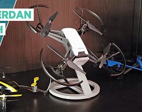 Stand for Tello drone 3D print model