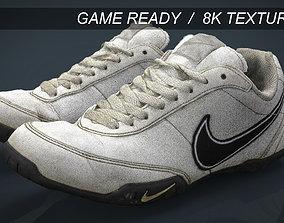 Sneakers 3D model realtime
