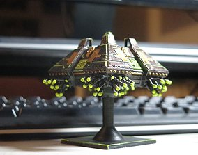 3D printable model EPIC - ARMAGEDDON SET 14- XenoCyborg 2