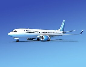 Boeing 737-800 DevonAir 3D