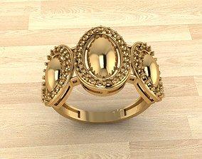 3D printable model RING 159 rings