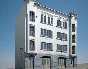 Apartment Building 21 3D