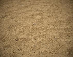 3D PBR Sand texture