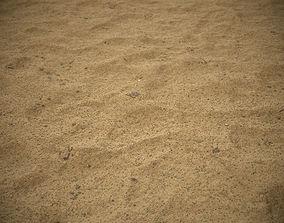 3D model Sand texture