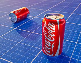 3D Coke classic