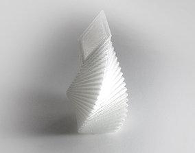 Arrayed Vase 3D print model decorative