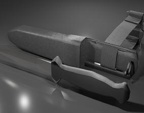 Dving Knife 3D model