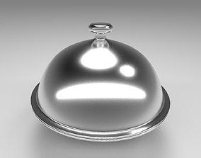 3D model Silver Platter