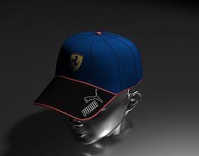 3D model Cap puma