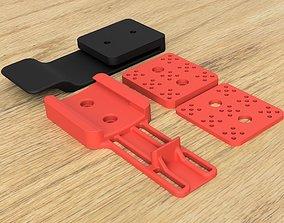 3D printable model Garmin InReach Spine Mount for 5