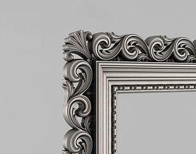 house Frame mirror 3D print model
