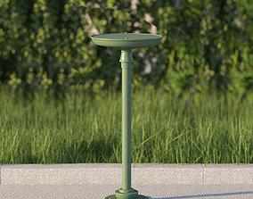 3D model vienna public ashtray