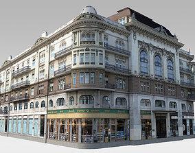 Rich Classical Building 3D asset