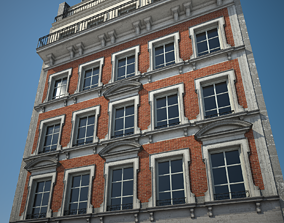 Old Building II 3D model