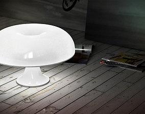 Artemide Nesso table 3D