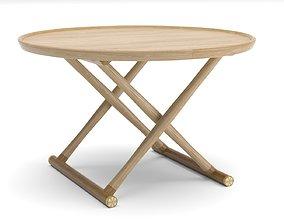 Mogen Lassen - ML10097 Egyptian Coffee Table 3D model