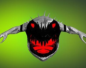 3D model Gameready Antivenom Maw 08 - max fbx obj png