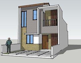 3D model Agathis Type C