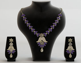 Atasi International Alloy Jewel Set 3D