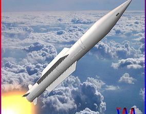 SY-400 Missile 3D