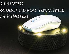 3D Rotating Turntable Arduino nano