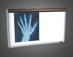 HPL - X-Ray Lightbox PBR Game Ready 3D asset