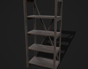 3D model Pottery Shelf Slim