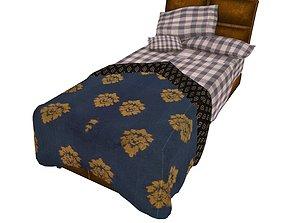 3D model Bedcloth 121