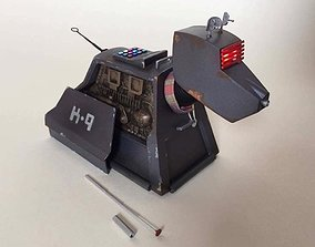 Doctor Who K9 MkIII 3D print model