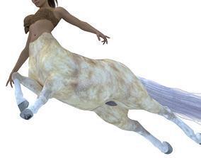 3D model Epic Centaur Girl Poses