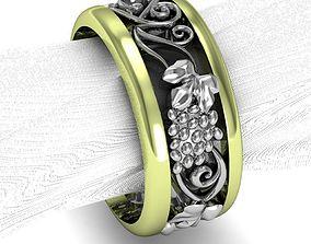 kitchen-challenge 3D print model Wedding ring