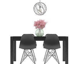Dining Furnitures Set 32 3D