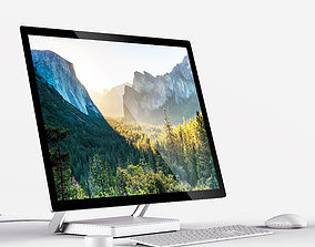 Microsoft Surface Studio 3D