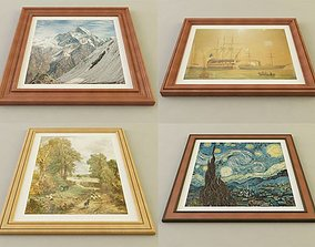 Picture Frame Collection 3D