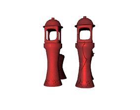 ShrineLamps 3D