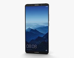 3D Huawei Mate 10 Pro Titanium Gray