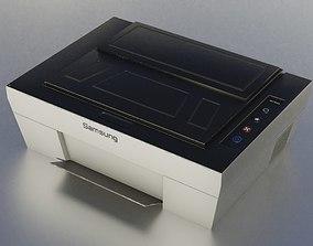 3D model realtime printer