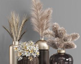 3D bouquet 02 pampass