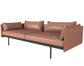 Bureau Sofa 3D model