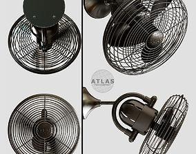 3D Atlas fan