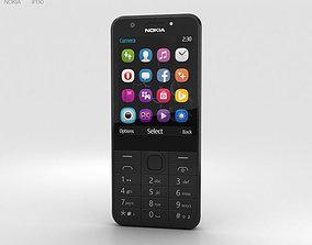 3D Nokia 230 Dual SIM Black