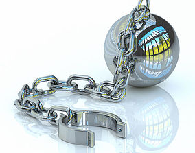Ball and Chain 3D restriction